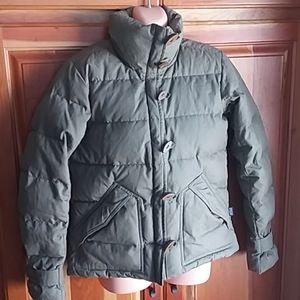 Patagonia women's toggle down jacket